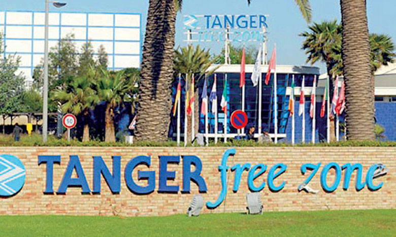Zones industrielles l union de tanger t touan al hoce ma for Chambre de commerce tetouan